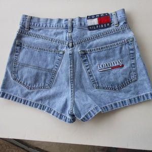 tommy Short Shorts VTG Tommy Jeans